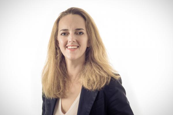 Gwladys Muller, Partner & Country Manager for Cubiks France