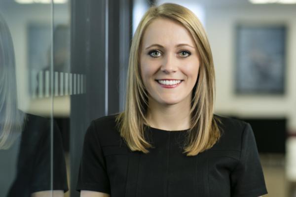 Charlotte Harman, Senior Consultant for Cubiks UK