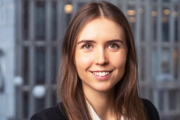 Emma Schröder, Consultant Analyst for Cubiks Sweden
