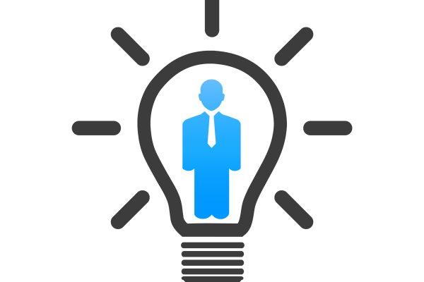 Ideas lightbulb icon