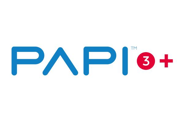 PAPI 3+ Logo