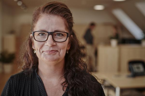 Rikke Thiessen, Administrator for Cubiks Denmark