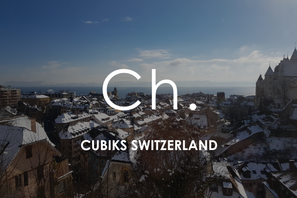 Geneva city scape represents Cubiks global talent management offices in Switzerland