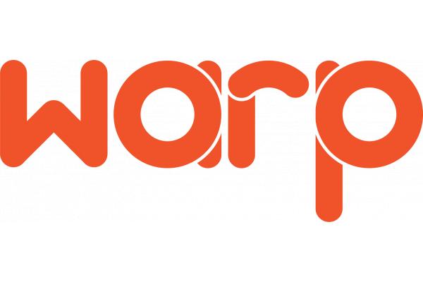 Cubiks seamless integration partner Warp Logo